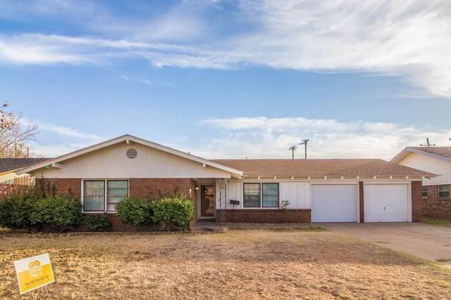 5443 13th Street, Lubbock, TX 79416 (MLS #202011225) :: Duncan Realty Group