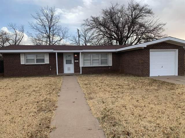 4809 43rd Street, Lubbock, TX 79414 (MLS #202011235) :: McDougal Realtors