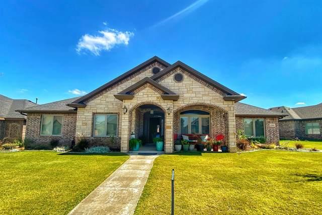 6306 75th Street, Lubbock, TX 79424 (MLS #202011256) :: McDougal Realtors