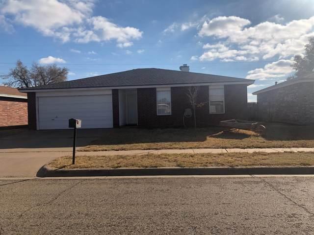 6133 39th Street, Lubbock, TX 79407 (MLS #202011269) :: McDougal Realtors