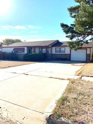 815 W Grover Street, Floydada, TX 79235 (MLS #202011328) :: Stacey Rogers Real Estate Group at Keller Williams Realty