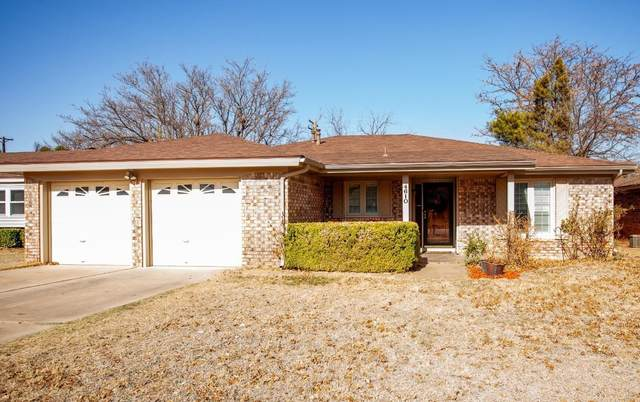 4610 63rd Street, Lubbock, TX 79414 (MLS #202011346) :: Stacey Rogers Real Estate Group at Keller Williams Realty