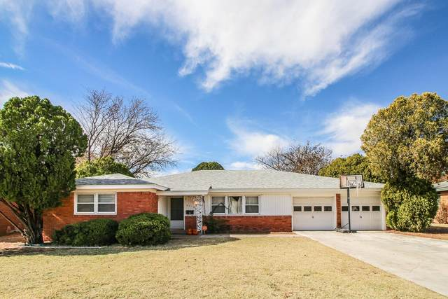 6010 Ave V, Lubbock, TX 79412 (MLS #202011361) :: Stacey Rogers Real Estate Group at Keller Williams Realty