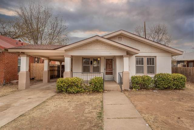 1920 26th Street, Lubbock, TX 79411 (MLS #202011376) :: Stacey Rogers Real Estate Group at Keller Williams Realty