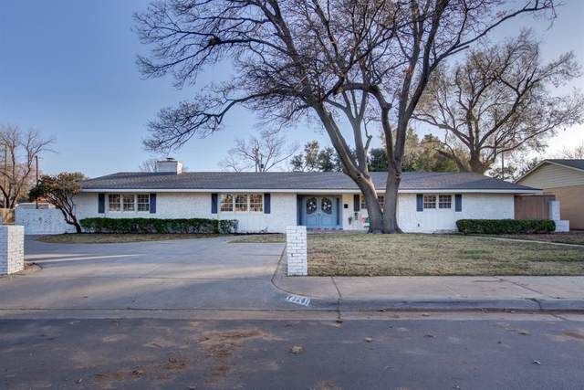 3201 43rd Street, Lubbock, TX 79413 (MLS #202011384) :: Rafter Cross Realty
