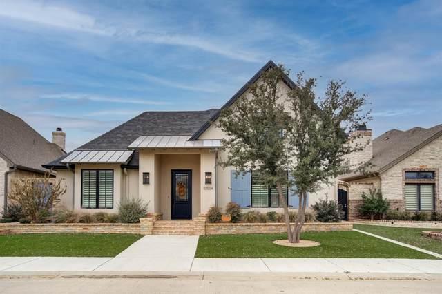 10504 Peoria Avenue, Lubbock, TX 79423 (MLS #202011426) :: Lyons Realty