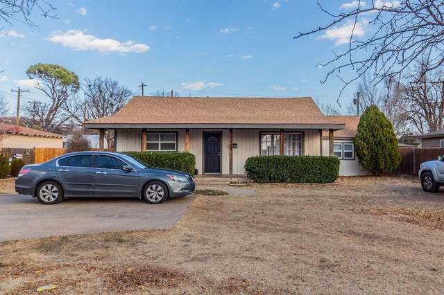 2503 Louisville Avenue, Lubbock, TX 79410 (MLS #202011471) :: Rafter Cross Realty