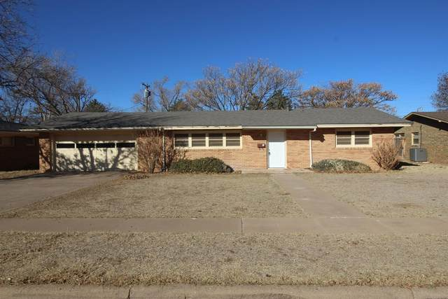4206 48th Street, Lubbock, TX 79413 (MLS #202011472) :: Stacey Rogers Real Estate Group at Keller Williams Realty