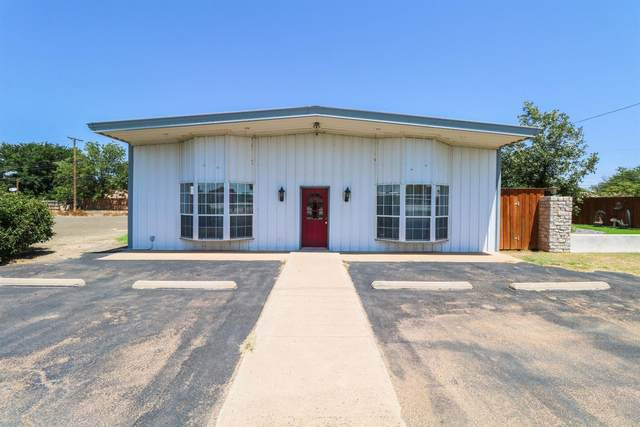 125 E Marshall Howard Boulevard, Littlefield, TX 79339 (MLS #202011473) :: Stacey Rogers Real Estate Group at Keller Williams Realty
