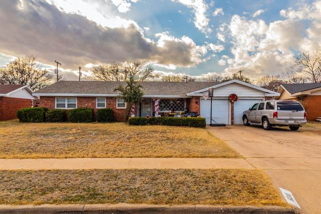 6010 Vernon Avenue, Lubbock, TX 79412 (MLS #202011489) :: Stacey Rogers Real Estate Group at Keller Williams Realty