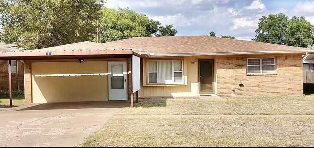 1718 W Ave F, Muleshoe, TX 79347 (MLS #202011542) :: Rafter Cross Realty