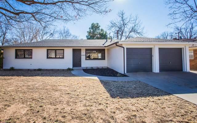 4203 64th Street, Lubbock, TX 79413 (MLS #202011562) :: Duncan Realty Group