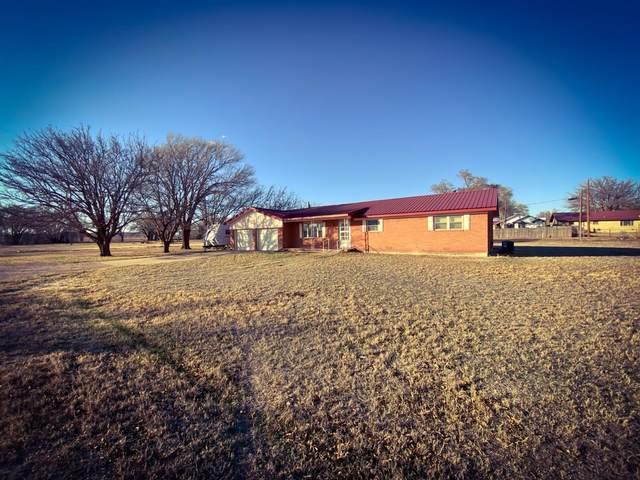 116 Anderson, Quitaque, TX 79256 (MLS #202011596) :: Rafter Cross Realty