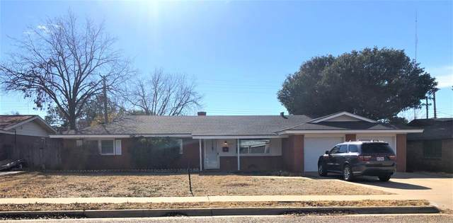 2119 68th Street, Lubbock, TX 79412 (MLS #202011604) :: Stacey Rogers Real Estate Group at Keller Williams Realty