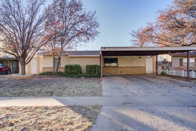 4616 Detroit Avenue, Lubbock, TX 79413 (MLS #202011646) :: Stacey Rogers Real Estate Group at Keller Williams Realty