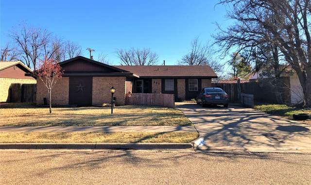 408 Mohawk, Post, TX 79356 (MLS #202011731) :: The Lindsey Bartley Team