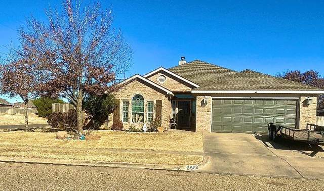 6908 96th Street, Lubbock, TX 79424 (MLS #202011753) :: Stacey Rogers Real Estate Group at Keller Williams Realty
