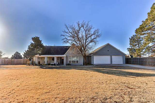 304 Cactus Drive, Levelland, TX 79336 (MLS #202011803) :: Duncan Realty Group