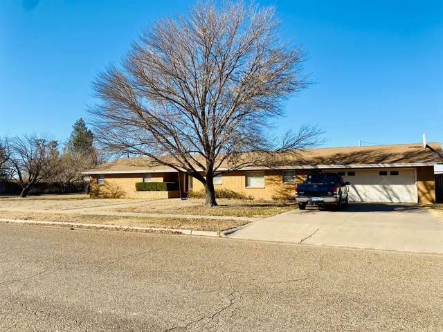 201 N Van Buren, Lorenzo, TX 79343 (MLS #202011807) :: Lyons Realty