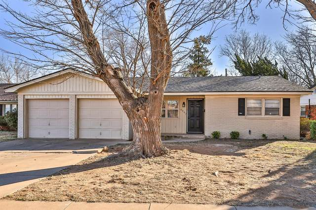 6903 Ave W, Lubbock, TX 79412 (MLS #202011912) :: Stacey Rogers Real Estate Group at Keller Williams Realty