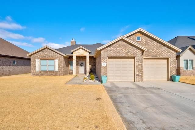 1117 16th Street, Shallowater, TX 79363 (MLS #202012002) :: McDougal Realtors
