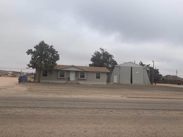 402 W Richardson Street, Levelland, TX 79336 (MLS #202012064) :: Better Homes and Gardens Real Estate Blu Realty