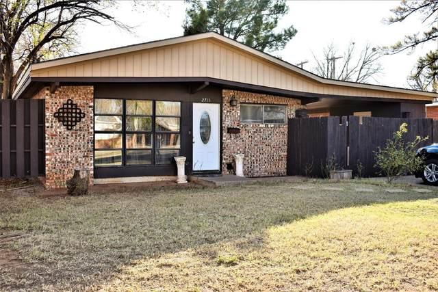 2715 68th Street, Lubbock, TX 79413 (MLS #202100008) :: Lyons Realty