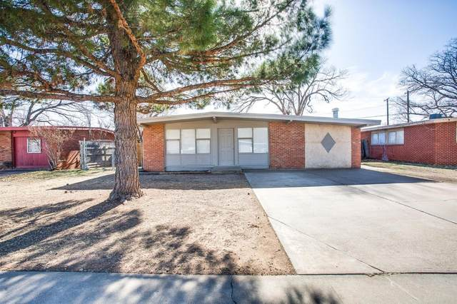 2723 62nd Street, Lubbock, TX 79413 (MLS #202100025) :: Stacey Rogers Real Estate Group at Keller Williams Realty