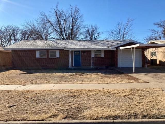 815 W Cedar, Floydada, TX 79235 (MLS #202100047) :: Stacey Rogers Real Estate Group at Keller Williams Realty