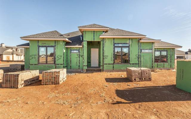 509 Brookshire Avenue, Wolfforth, TX 79382 (MLS #202100117) :: The Lindsey Bartley Team