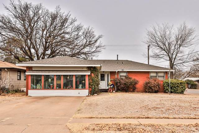 3102 46th Street, Lubbock, TX 79413 (MLS #202100122) :: Stacey Rogers Real Estate Group at Keller Williams Realty