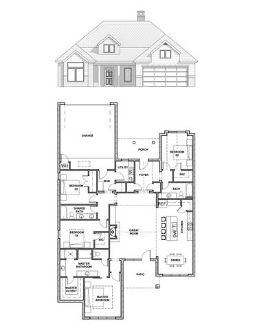 2717 138th Street, Lubbock, TX 79423 (MLS #202100164) :: Stacey Rogers Real Estate Group at Keller Williams Realty
