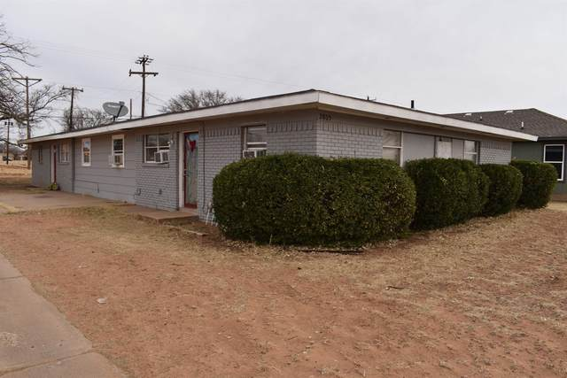 2805 E 2nd Street, Lubbock, TX 79403 (MLS #202100193) :: Reside in Lubbock | Keller Williams Realty