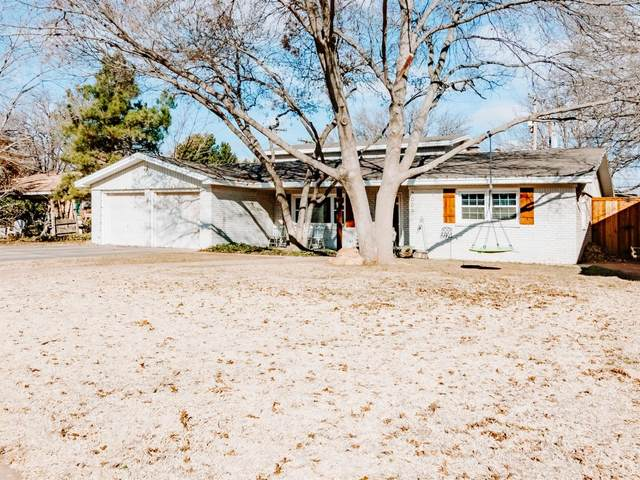 3006 69th Street, Lubbock, TX 79413 (MLS #202100208) :: Stacey Rogers Real Estate Group at Keller Williams Realty