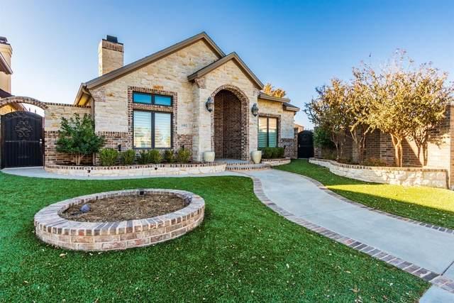 10502 Peoria Avenue, Lubbock, TX 79423 (MLS #202100210) :: Rafter Cross Realty