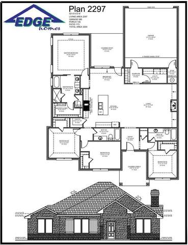6947 103rd, Lubbock, TX 79424 (MLS #202100219) :: Lyons Realty