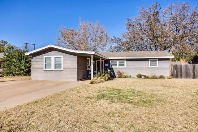 4806 13th Street, Lubbock, TX 79416 (MLS #202100224) :: Reside in Lubbock   Keller Williams Realty