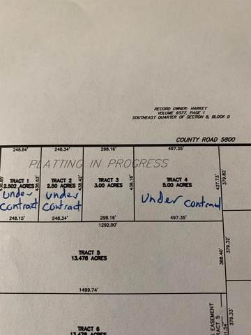 0 N University, Lubbock, TX 79415 (MLS #202100268) :: Better Homes and Gardens Real Estate Blu Realty