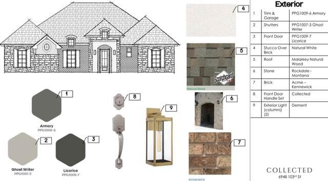 6948 103rd Street, Lubbock, TX 79424 (MLS #202100347) :: Lyons Realty