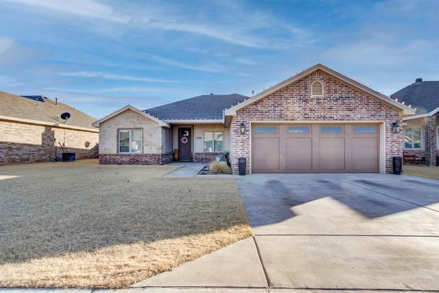 1106 17th Street, Shallowater, TX 79363 (MLS #202100352) :: The Lindsey Bartley Team
