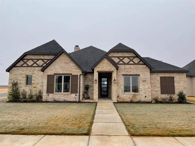 3509 141st Street, Lubbock, TX 79423 (MLS #202100353) :: Better Homes and Gardens Real Estate Blu Realty