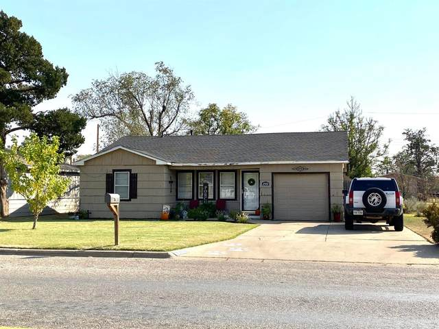 2503 W 11th Street, Plainview, TX 79072 (MLS #202100371) :: Lyons Realty