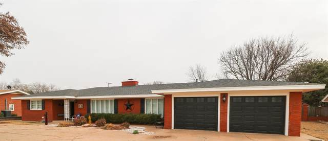 501 Crescent Drive, Littlefield, TX 79339 (MLS #202100477) :: Stacey Rogers Real Estate Group at Keller Williams Realty
