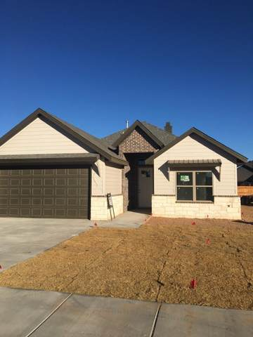 1018 N Genoa Avenue, Lubbock, TX 79416 (MLS #202100488) :: Duncan Realty Group