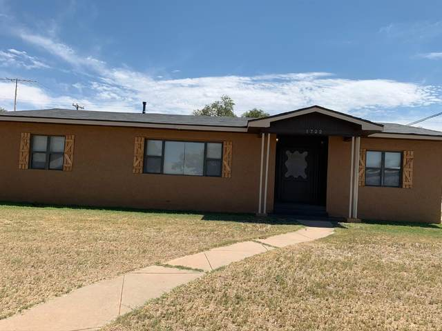 1722 Ninth Street, Levelland, TX 79336 (MLS #202100496) :: Better Homes and Gardens Real Estate Blu Realty