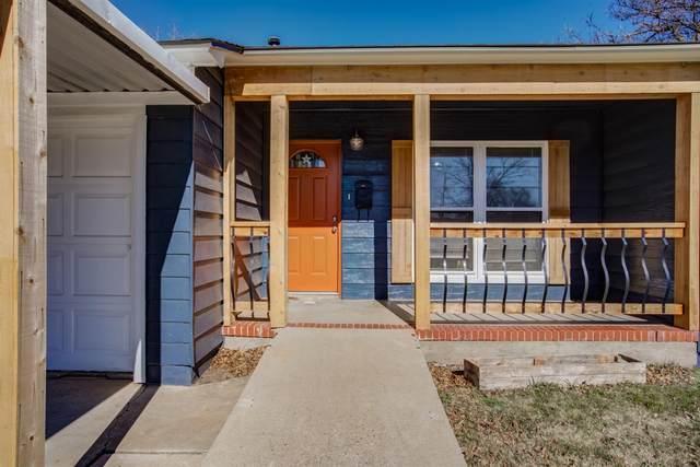 2812 30th Street, Lubbock, TX 79410 (MLS #202100501) :: Reside in Lubbock | Keller Williams Realty