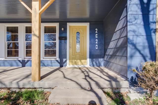 2620 30th Street, Lubbock, TX 79410 (MLS #202100502) :: Reside in Lubbock | Keller Williams Realty