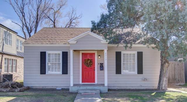 2515 23rd Street, Lubbock, TX 79410 (MLS #202100506) :: Reside in Lubbock | Keller Williams Realty