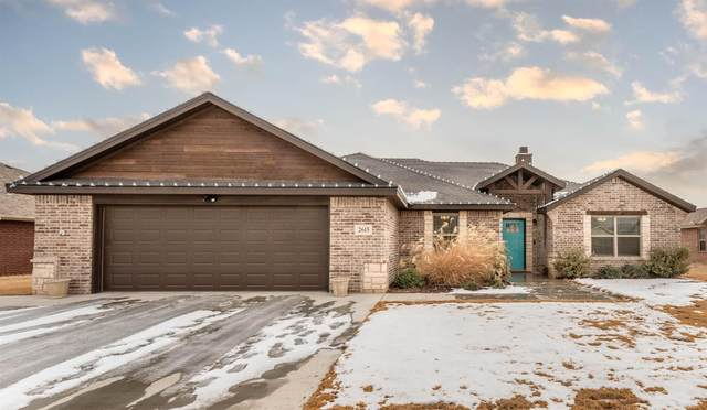 2615 Madison Street, Lubbock, TX 79415 (MLS #202100520) :: Stacey Rogers Real Estate Group at Keller Williams Realty