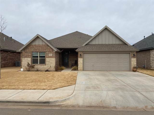 5616 115th Street, Lubbock, TX 79424 (MLS #202100532) :: McDougal Realtors